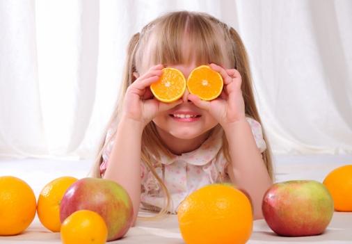 Харчування дитини взимку - вітаміни, овочі і багато іншого