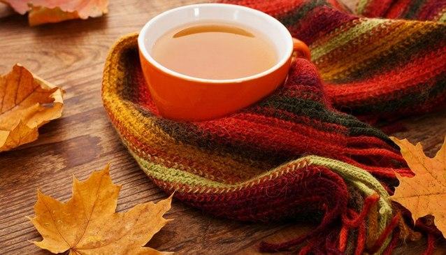 3 найкорисніші осінні напої
