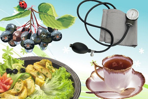 Правильне харчування при артеріальній гіпертензії (гіпертонії)