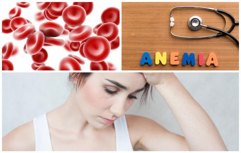 Які продукти підвищують рівень гемоглобіну