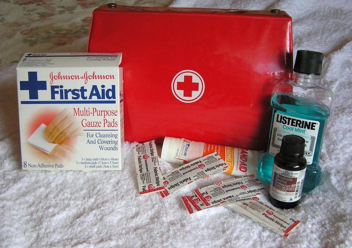 Домашня аптечка — найдоступніша екстрена допомога