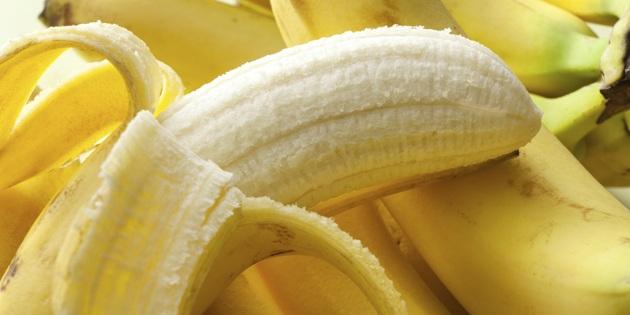 Банани: користь і шкода