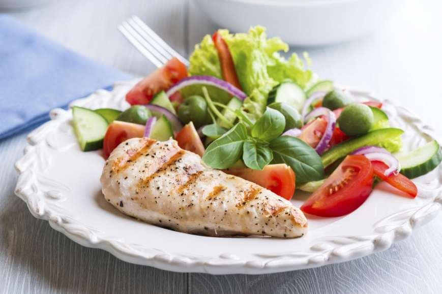 Вітамінно-білкова дієта