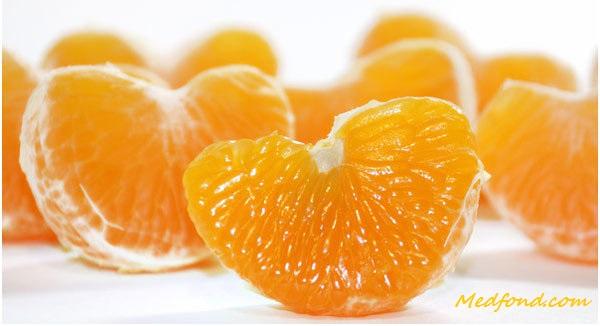 Чи корисні мандарини?