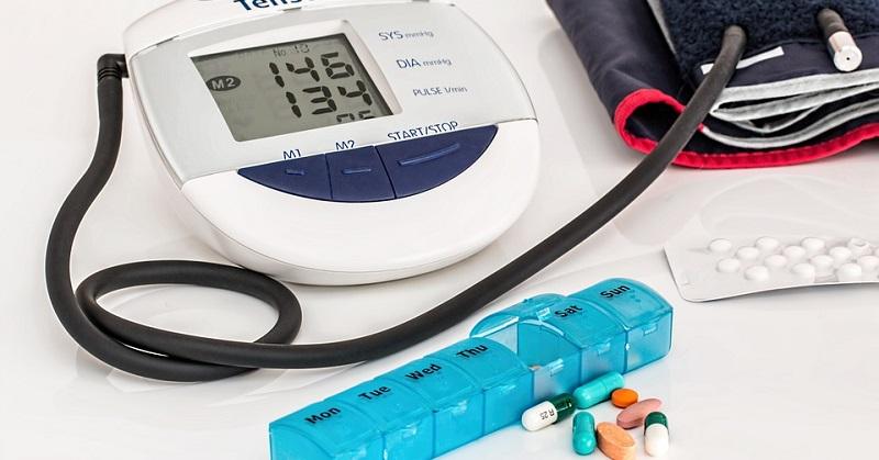 DASH - дієта для зниження артеріального тиску