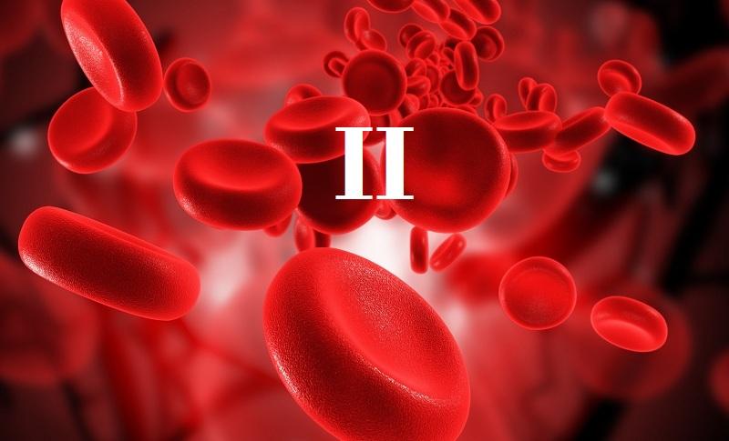 Дієта для 2-ї групи крові