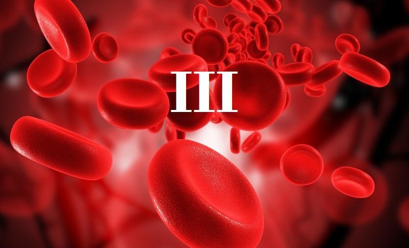 Дієта для 3-ї групи крові