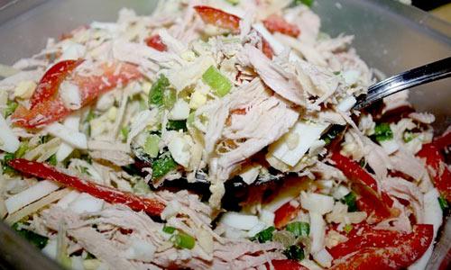 Готуємо на Новий рік смачні та дієтичні салати