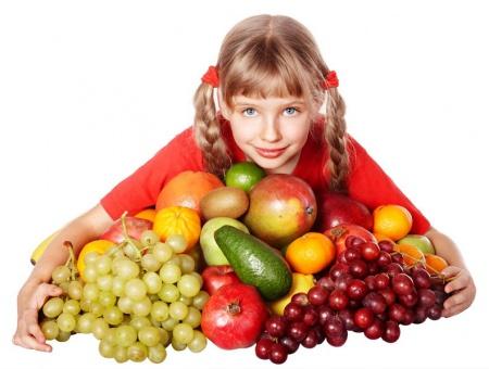 Харчування дітей ранньою весною - набираємось вітамінів