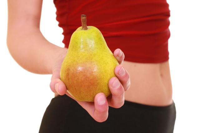 Тип жіночої фігури: груша. Схуднення, вправи та здоровий спосіб життя