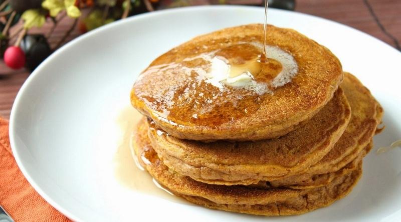 Гарбузові оладки – ідеально для сніданку