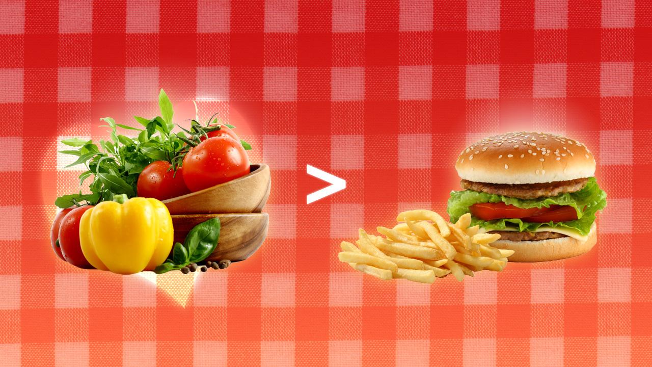 Здорове харчування - це дешево