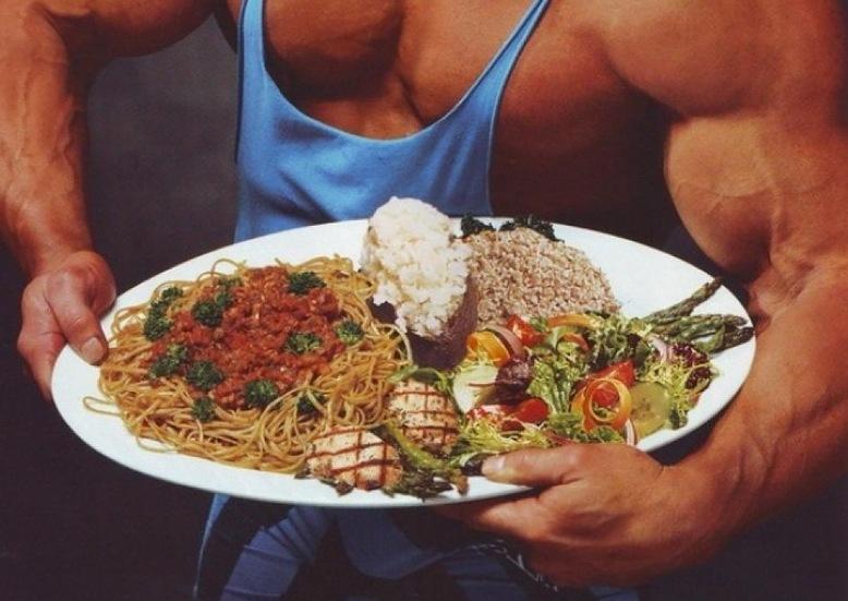 Харчування для нарощування м'язової маси