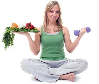 Харчування при занятті фітнесом і спортом