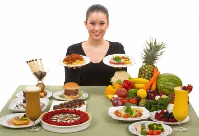 Худнемо правильно з здоровим харчуванням