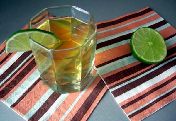 Імбирний напій «lomi-lomi»