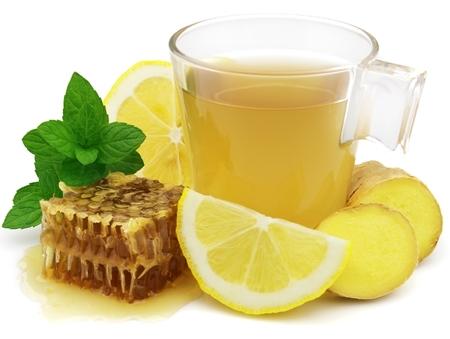 Рецепти імбирного чаю для схуднення