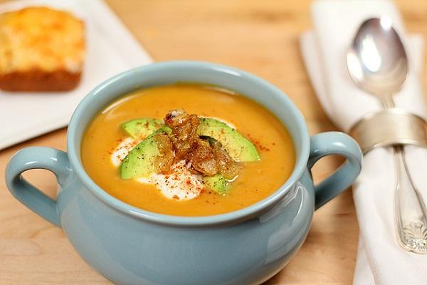 Кабачковий крем-суп