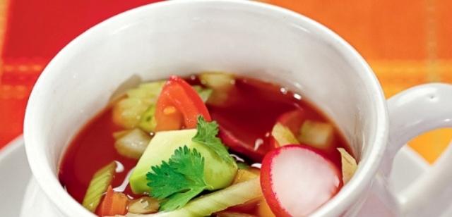 Каліфорнійський холодний суп