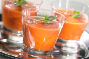 Вітамінний коктейль «Помаранчеве сонце»