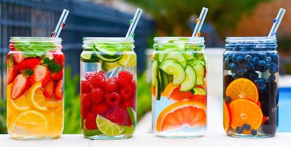 Корисна солодка вода домашнього приготування