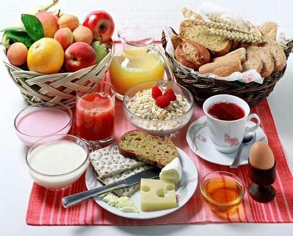 Такий корисний та важливий сніданок