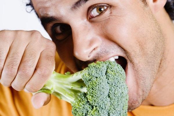 Корисні властивості броколі