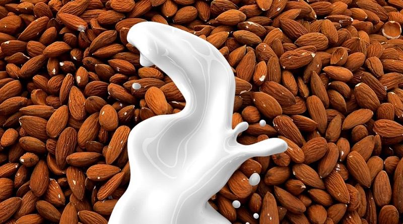 Мигдалеве молоко: користь та шкода