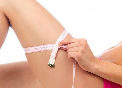 Як схуднути в ногах