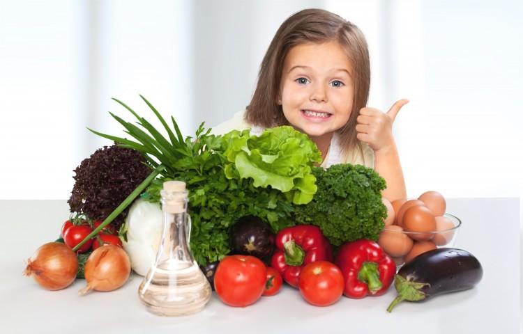 Осінній раціон дитини: 20 необхідних продуктів