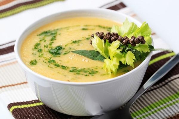 Крем-суп на швидку руку