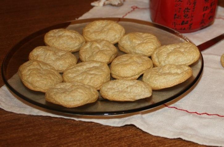Рецепт корисного печива з вівсяних висівок за Дюканом
