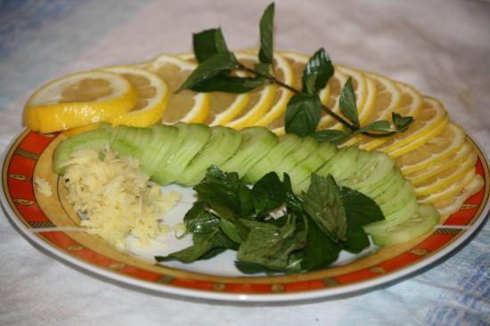 Вода Сассі –  рецепт приготування