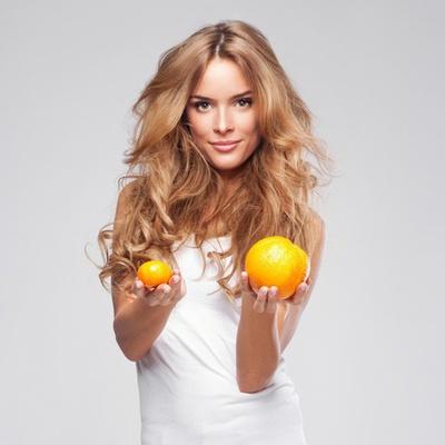 Правильне харчування для красивого і здорового волосся