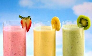 Смузі - рецепти здорової їжі