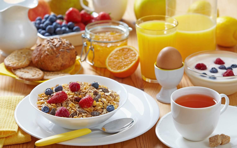 Такі корисні та здорові сніданки