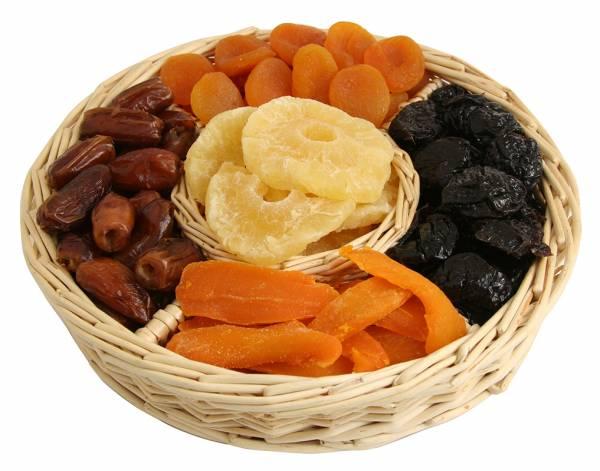 Сухофрукти – не лише смачно, а й корисно