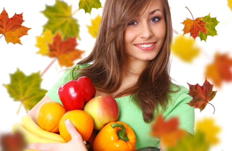 Топ-10 осінніх продуктів для зміцнення імунітету