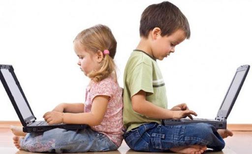 Як гаджети впливають на мозок дітей