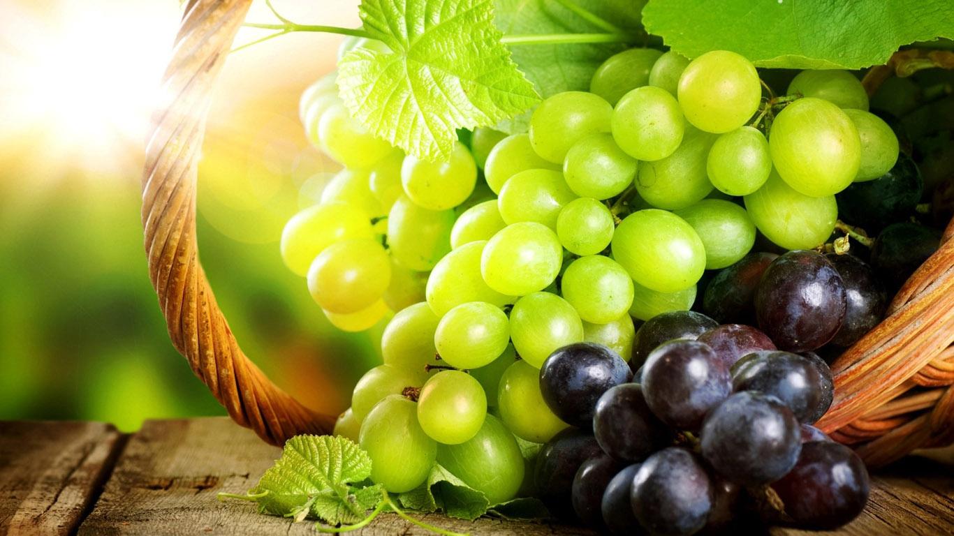 Виноград - їжа богів. Або користь та шкода винограду