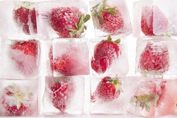 Як заморожувати полуницю?