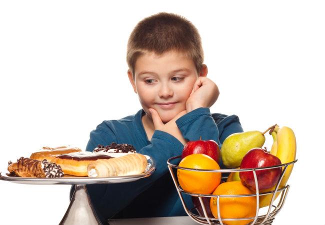 Здорове харчування для хлопчиків від десяти років і підлітків