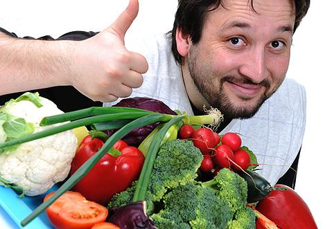 Здорове харчування для чоловіків