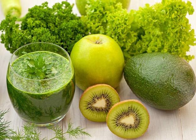 Зелені смузі. Найпопулярніші рецепти