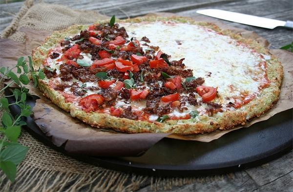 Найкращий рецепт піци з кабачка із скоринкою
